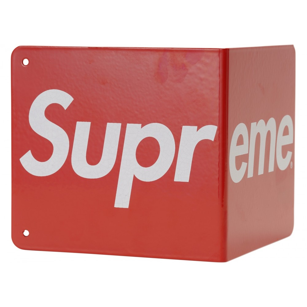 FW18 Supreme Bookends Bookends (Set of 2) Red
