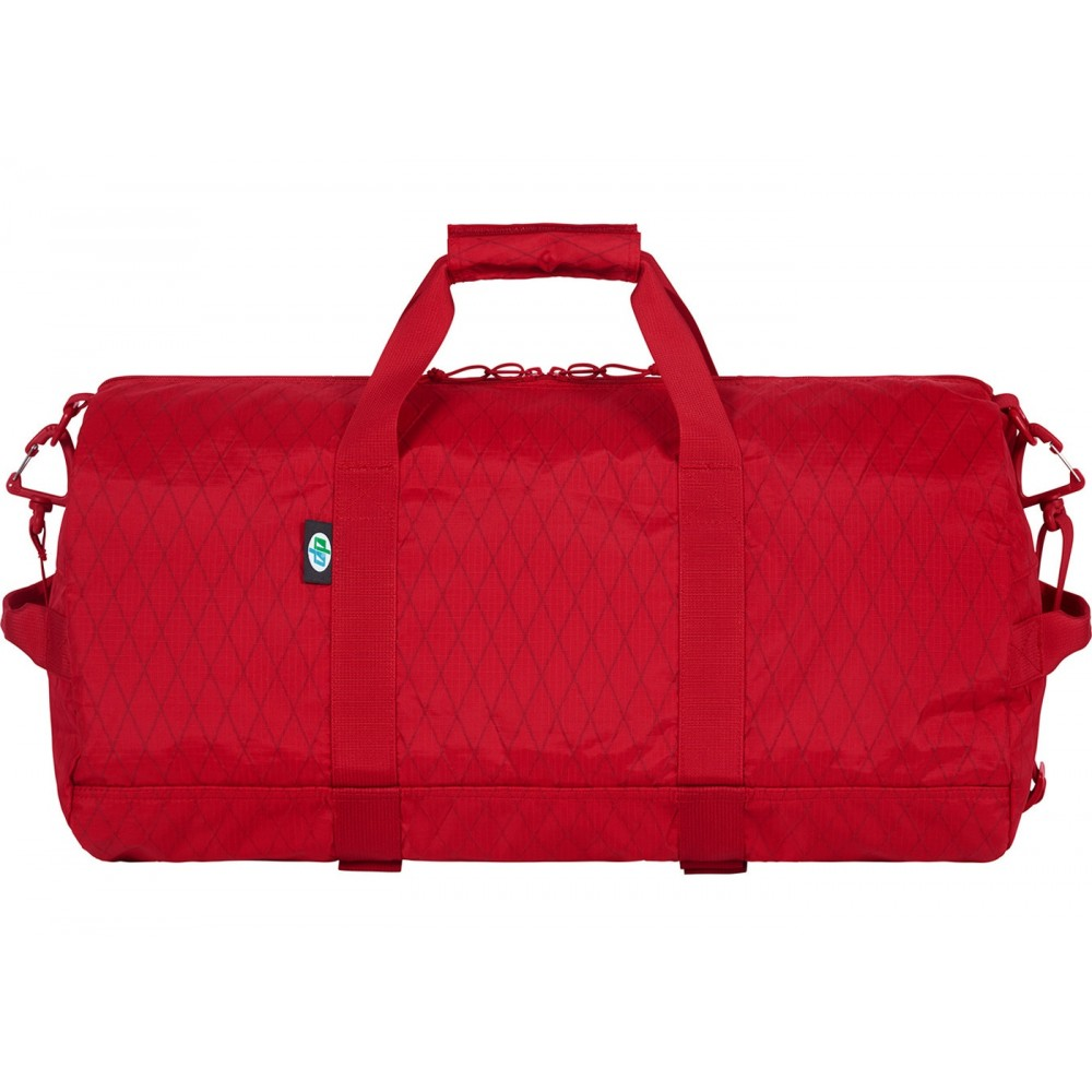 FW18 Supreme Duffle Bag (FW18) Red