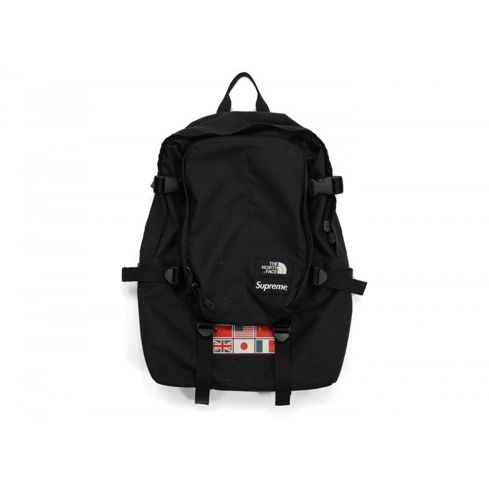 FW18 Supreme Expedition Medium Day Pack Black