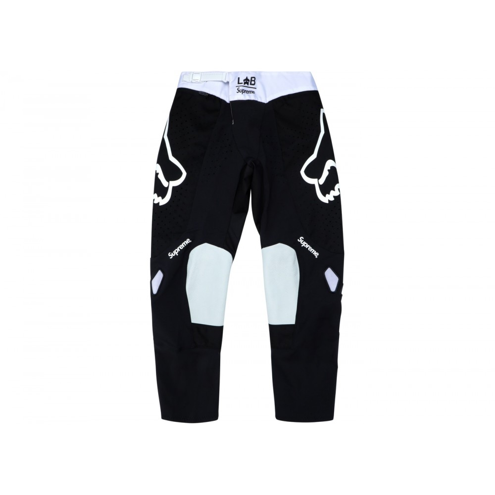 FW18 Supreme Fox Racing Moto Pant Black