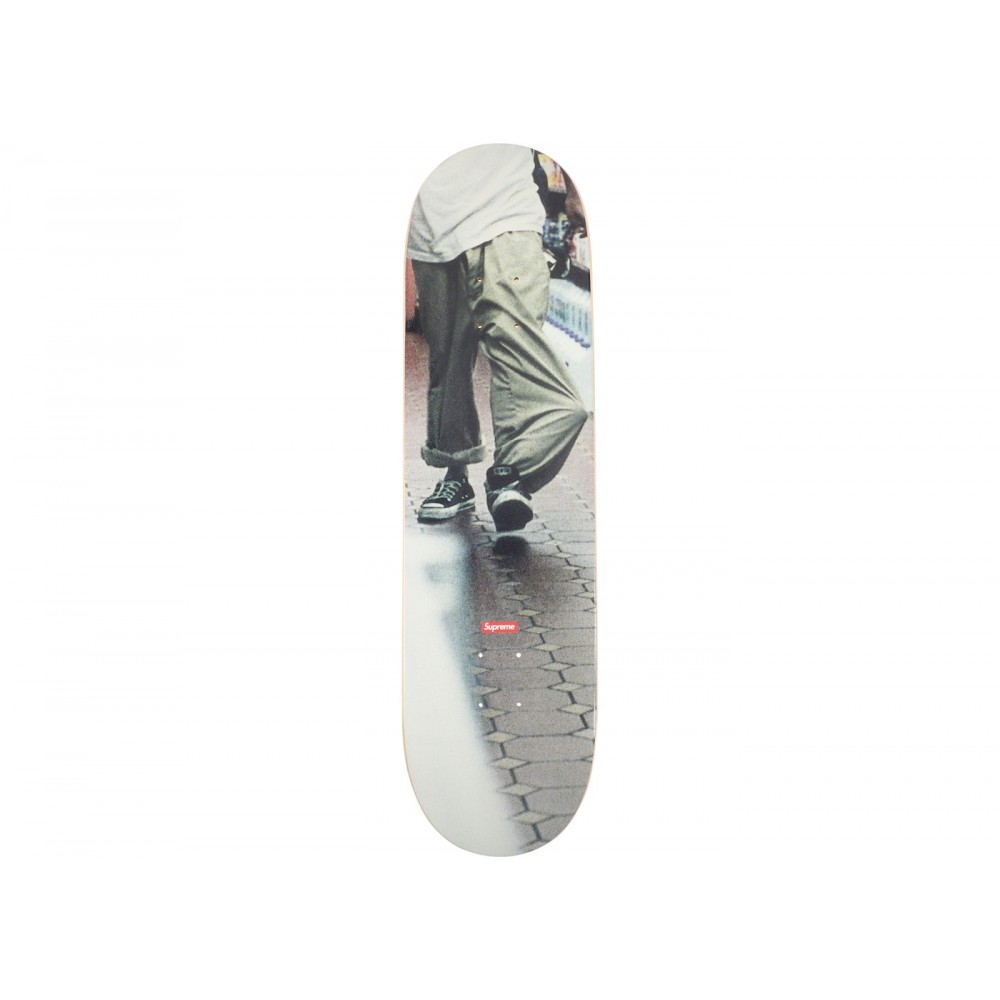 FW18 Supreme Larry Clark Kids 40oz Skateboard Deck Multi