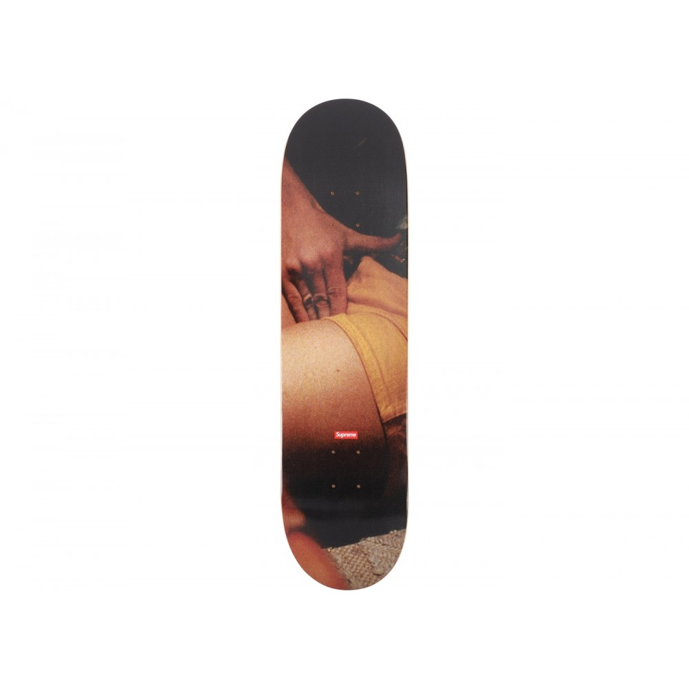 FW18 Supreme Larry Clark Kids Makeout Skateboard Deck Multi