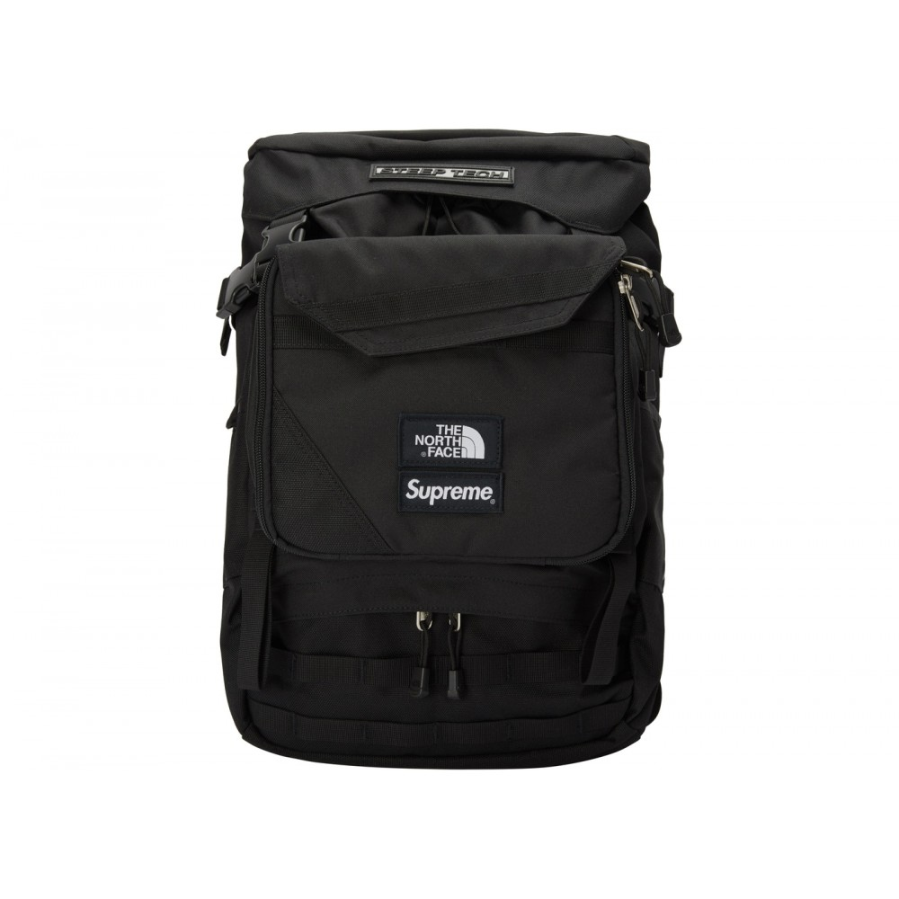 FW18 Supreme The North Face Steep Tech Backpack Black