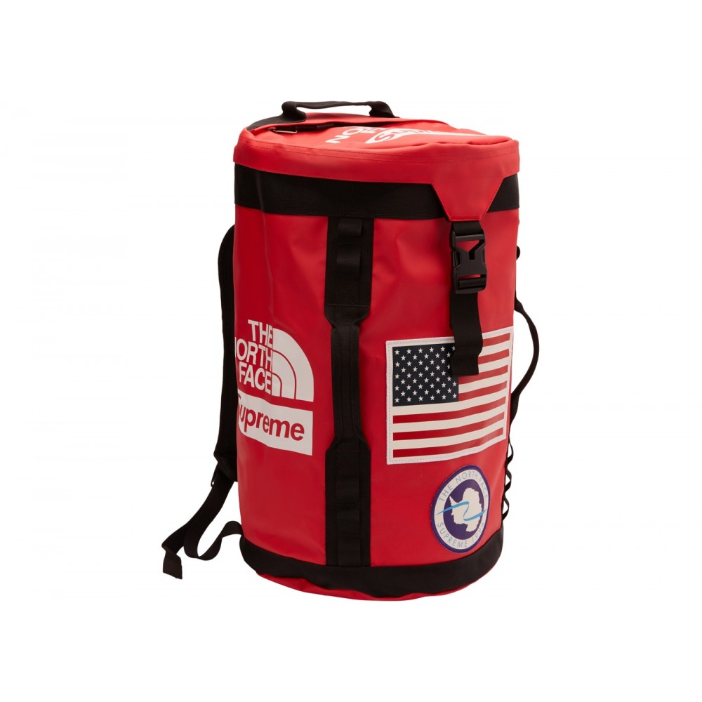 FW18 Supreme The North Face Trans Antarctica Expedition Big Haul Backpack Red