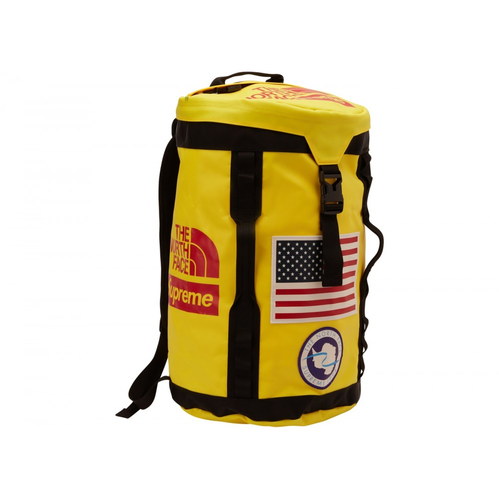 FW18 Supreme The North Face Trans Antarctica Expedition Big Haul Backpack Yellow