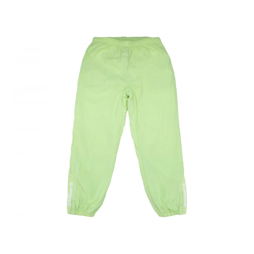 FW18 Supreme Warm Up Pant (SS18) Pale Yellow