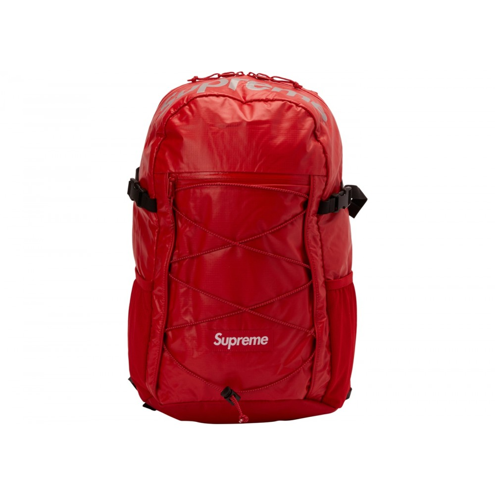 FW18 Supreme FW17 Backpack Red