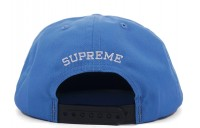 FW18 Supreme Border Patrol 5-Panel Light Blue