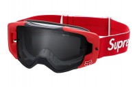 FW18 Supreme Fox Racing VUE Goggles Red