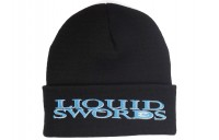 FW18 Supreme Liquid Swords Beanie Black