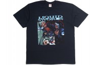 FW18 Supreme Liquid Swords Tee Navy