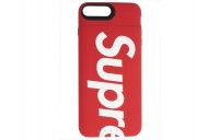 FW18 Supreme Mophie Juice Pack iPhone 8 Plus Red