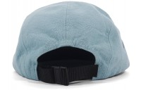 FW18 Supreme Napped Canvas Camp Cap Dusty Teal