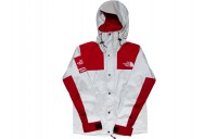 FW18 Supreme The North Face 3M Reflective Mountain Jacket Red