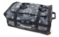 FW18 Supreme The North Face Bandana Rolling Thunder Bag Black