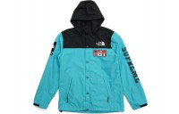 FW18 Supreme The North Face Expedition Coaches Jacket Teal