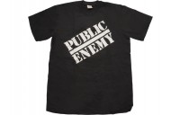 FW18 Supreme UNDERCOVER/Public Enemy Tee Black