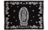 FW18 Supreme Virgin Mary Blanket Black