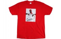 FW18 Supreme Gucci Mane Tee Red