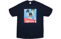 FW18 Supreme Group Tee Navy