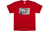 FW18 Supreme Hardware Tee Red