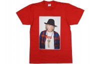 FW18 Supreme Neil Young Tee Red