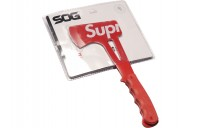 FW18 Supreme SOG Hand Axe Red
