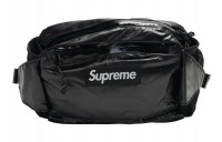 FW18 Supreme Waist Bag Black