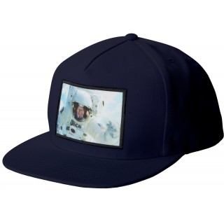FW18 Supreme Astronaut Hologram 5 Panel Navy