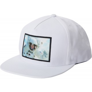 FW18 Supreme Astronaut Hologram 5 Panel White