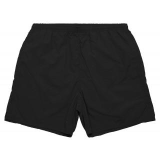 FW18 Supreme Arc Logo Water Short Black