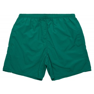 FW18 Supreme Arc Logo Water Short Green