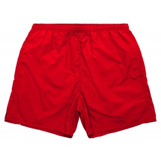 FW18 Supreme Arc Logo Water Short Red