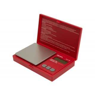FW18 Supreme AWS MAX-700 Digital Scale Red