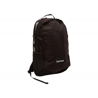FW18 Supreme Backpack (SS18) Black