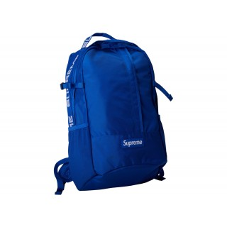 FW18 Supreme Backpack (SS18) Royal