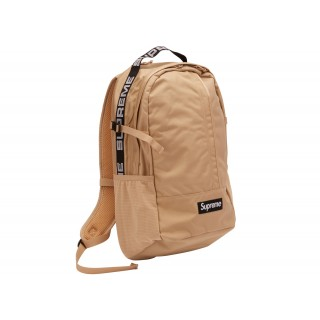 FW18 Supreme Backpack (SS18) Tan