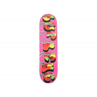 FW18 Supreme Blade Whole Car Skateboard Deck Pink