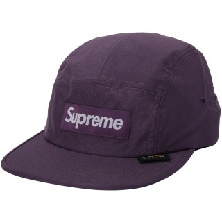 FW18 Supreme Cordura Camp Cap Purple
