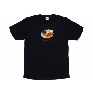FW18 Supreme Chicken Dinner Tee Black