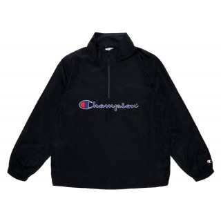 FW18 Supreme Champion Half Zip Pullover Black