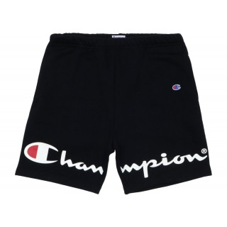 FW18 Supreme Champion Sweatshort Black