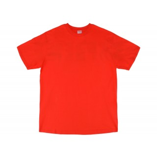 FW18 Supreme Crash Tee Bright Orange