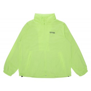 FW18 Supreme Champion Track Jacket Lime