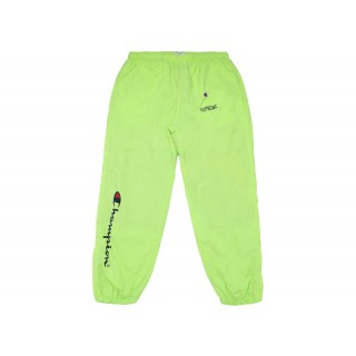 FW18 Supreme Champion Track Pant Lime