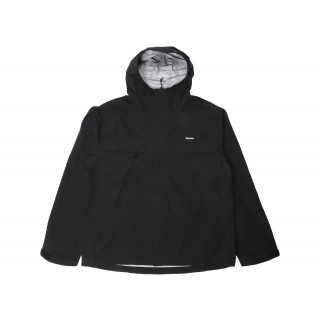 FW18 Supreme Dog Taped Seam Jacket Jacket Black