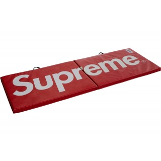 FW18 Supreme Everlast Folding Exercise Mat Red