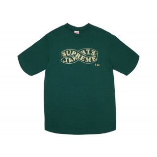 FW18 Supreme Eternal Tee (FW18) Dark Green
