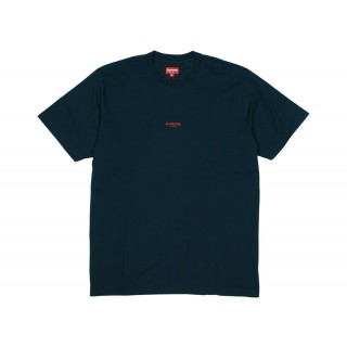 FW18 Supreme First & Best Tee Navy
