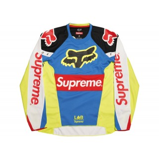 FW18 Supreme Fox Racing Moto Jersey Top Multicolor